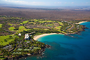 Mauna Kea Resort, Kauanaoa Beach, North Kohala, Big Island of Hawaii