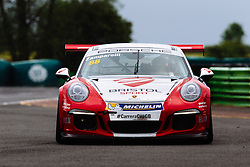 Dino Zamparelli | Bristol Sport Racing | #88 Porsche 911 GT3 Cup car | Porsche Carrera Cup GB Free Practice - Mandatory byline: Rogan Thomson/JMP - 07966 386802 - 26/06/2015 - SPORT - MOTORSPORT - North Yorkshire, England - Croft Circuit - BTCC Meeting Test Day.