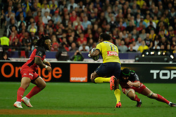 June 5, 2017 - Saint Denis, Seine Saint Denis, France - RAKA player of the ASM Clermont-Auvergne, during the final of the French Rugby Championship Top 14 against Rugby Club Toulonnais at the Stade de France - St Denis France.ASM Clermont beat RC Toulon 22-16 (Credit Image: © Pierre Stevenin via ZUMA Wire)