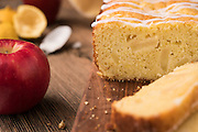 Apple Buttermilk Loaf Cake by Rodney Bedsole, a food photographer based in Nashville. I shot this as part of a contest for one of Melissa Clark's cookbooks.
