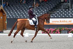 Voets Sanne, NED, Demantur N.O.P.<br /> Nederlands Kampioenschap Dressuur <br /> Ermelo 2018<br /> © Hippo Foto - Dirk Caremans<br /> 29/07/2018