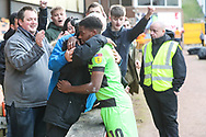 during the EFL Sky Bet League 2 match between Port Vale and Forest Green Rovers at Vale Park, Burslem, England on 23 March 2019.