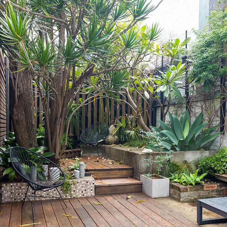 commonwealth street garden