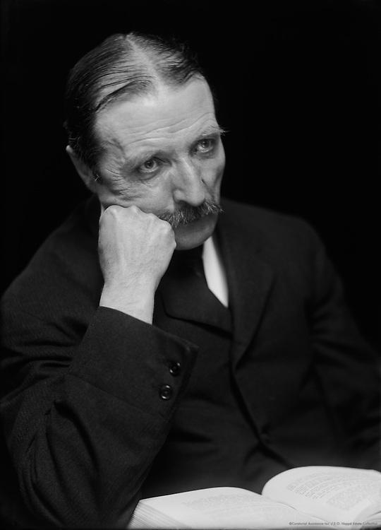 English Playwright William Archer, 1917