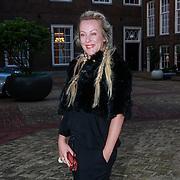 NLD/Amsterdam/20130501- Voque Queensball 2013, ontwerpster Ilja Visser