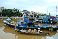 The Thu Bon River runs right through Hoi An and has its share of natural as well as man-made beauty. Much of the city's commerce still revolves along the riverbank as well as most of its UNESCO World Heritage buildings.