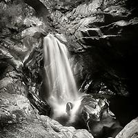 Lower falls of Bruar, Pitagowan, Perthshire