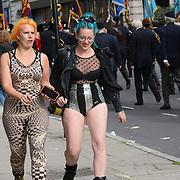 London street wear - Fashion or tart
