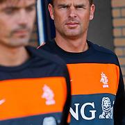 NLD/Katwijk/20100809 - Training van het Nederlands elftal, Frank de Boer