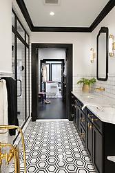1922 Calvert Home rehab. Master bedroom, Master bath, guest bedroom, guest bathroom, Master closet