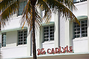 The Carlyle in South Beach Miami Luxury Condo Vacation Rental on Ocean Drive, South Beach, Miami, Florida, USA