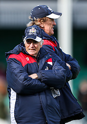 Bristol Rugby Coaching Consultant Alan Solomons - Rogan Thomson/JMP - 04/03/2017 - RUGBY UNION - Sixways Stadium - Worcester, England - Worcester Warriors v Bristol Rugby - Aviva Premiership.