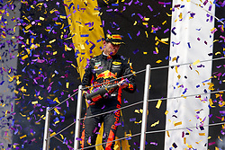 October 29, 2017 - Mexico-City, Mexico - Motorsports: FIA Formula One World Championship 2017, Grand Prix of Mexico, .#33 Max Verstappen (NLD, Red Bull Racing) (Credit Image: © Hoch Zwei via ZUMA Wire)