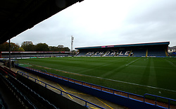 A general view of The Crown Oil Arena (Spotland), home of Rochdale - Mandatory by-line: Robbie Stephenson/JMP - 21/10/2017 - FOOTBALL - Crown Oil Arena - Rochdale, England - Rochdale v Bristol Rovers - Sky Bet League One
