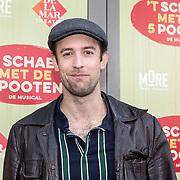 NLD/Amsterdam/20190414 - Premiere 't Schaep met de 5 Pooten, Jonathan Demoor