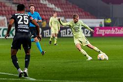 27-09-2018 NED: FC Utrecht - MVV Maastricht, Utrecht<br /> First round Dutch Cup stadium Nieuw Galgenwaard / Simon Gustafson #10 of FC Utrecht