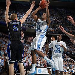 2010-02-10 Duke Blue Devils at North Carolina Tar Heels basketball