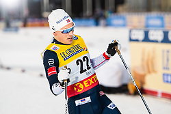 November 24, 2018 - Ruka, FINLAND - 181124 Finn HÃ¥gen Krogh of Norway after competing in a men's sprint classic technique quarterfinal during the FIS Cross-Country World Cup premiere on November 24, 2018 in Ruka  (Credit Image: © Carl Sandin/Bildbyran via ZUMA Press)