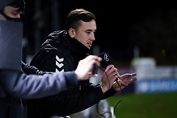 George West - Mandatory by-line: Ryan Hiscott/JMP - 14/11/2020 - FOOTBALL - Twerton Park - Bath, England - Bristol City Women v Tottenham Hotspur Women - Barclays FA Women's Super League