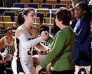 FIU Women's Basketball vs Georgia (Dec 30 2010)