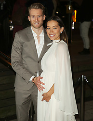 February 18, 2019 - London, United Kingdom - Andre Schurrle and Anna Sharypova attend the Fabulous Fund Fair as part of London Fashion Week event. (Credit Image: © Brett Cove/SOPA Images via ZUMA Wire)