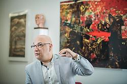 O Secretário de Estado da Cultura do Rio Grande do Sul, Victor Hugo Alves da Silva. FOTO: Jefferson Bernardes/ Agência Preview