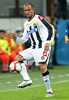 Fotball<br /> Italia<br /> Foto: Inside/Digitalsport<br /> NORWAY ONLY<br /> <br /> Simone Pepe (Udinese)<br /> <br /> 03.10.2009<br /> Inter v Udinese