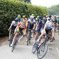 06-09-2020: Wielrennen: Omloop Valkenswaard: Valkenswaard<br />Harthijs de Vries