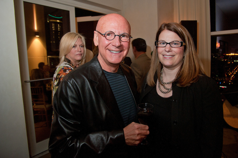 The Four Seasons Residences Austin hosted a party Friday night for current, future and prospective residents. In attendance were Michael Morrow and Katherine Jones.