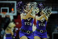 11 MAR 2009:  University of Nevada - Las Vegas takes on Texas Christian University during the Mountain West Conference Women's Basketball Tournament held at the Thomas & Mack Center in Las Vegas, NV.  Brett Wilhelm/NCAA Photos