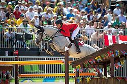 Fuchs Martin, SUI, Clooney<br /> Olympic Games Rio 2016<br /> © Hippo Foto - Dirk Caremans<br /> 17/08/16