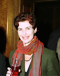 MRS NATALIE HAMBRO a member of the banking family,  at a party in London on 8th May 1997.LYF 9 WORO