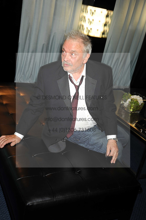 DAVID BAILEY at the GQ Men of the Year Awards held at the Royal Opera House, London on 2nd September 2008.<br /> <br /> NON EXCLUSIVE - WORLD RIGHTS