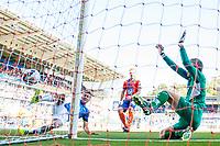 Fotball , 14 August 2016 , Tippeligaen , Eliteserien , Aalesund - Molde , Mattias Mostrøm , Andreas Lie<br /> <br /> Foto: Marius Simensen, Digitalsport