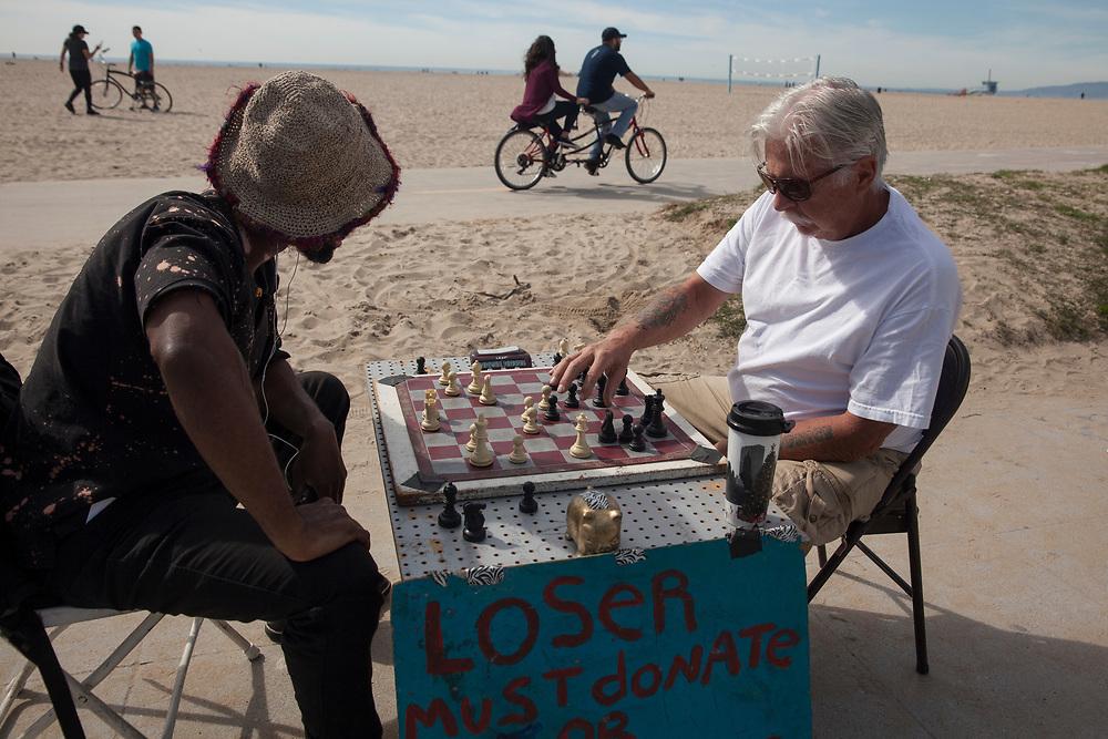 Venice Beach, Los Angeles, CA, USA