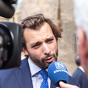 NLD/Den Haag/20180918 - Prinsjesdag 2018, Thierry Baudet