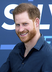 The Duke of Sussex attending the opening of The Silverstone Experience at Silverstone, Towcester. Picture credit should read: Doug Peters/EMPICS