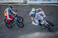 #7 (SAKAKIBARA Saya) AUS  at Round 9 of the 2019 UCI BMX Supercross World Cup in Santiago del Estero, Argentina