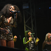 Beverley Knight performs at Kew the Music 2019