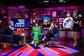 """August 11, 2021 - NY: Bravo's """"Watch What Happens Live With Andy Cohen"""" - Episode:"""