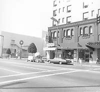 1977 Grecian Sunset Restraurant on Vine St.