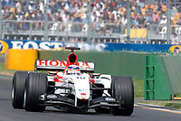 Formel 1, AUTO - F1 2004 - AUSTRALIA GP - MELBOURNE 20040307 - PHOTO : GILLES LEVENT / DPPI<br />