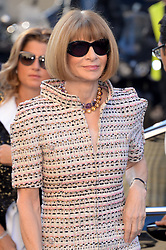 Anna Wintour arriving at the Chanel show as a part of Paris Fashion Week Ready to Wear Spring/Summer 2017 on October 4, 2016 in Paris, France. Photo by Julien Reynaud/APS-Medias/ABACAPRESS.COM