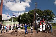Lemmer - Ir. D.F. Woudagemaal - Bouw bezoekerscentrum ir. D.F. Woudagemaal van start