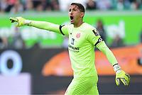 Torwart Rene Adler (Mainz) <br /> Wolfsburg, 30.09.2017, Fussball, Bundesliga, VfL Wolfsburg - 1. FSV Mainz 05<br /> <br /> Norway only