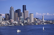 Skyline, Seattle, Washington, USA<br />