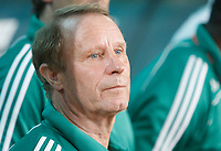Photo: Steve Bond/Richard Lane Photography.<br /> Nigeria v Mali. Africa Cup of Nations. 25/01/2008. Nigeria manager Bertie Vogts