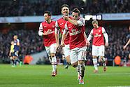 Arsenal v Fulham 180114