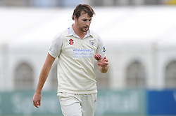 James Fuller of Gloucestershire - Mandatory byline: Dougie Allward/JMP - 07966386802 - 24/09/2015 - Cricket - County Ground -Bristol,England - Gloucestershire CCC v Glamorgan CCC - LV=County Championship - Division Two - Day Three