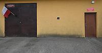 Sanniki, woj. podlaskie, 12.07.2020. Druga tura wyborow prezydenckich 2020 N/z Obwodowa Komisja Wyborcza w remizie OSP fot Michal Kosc / AGENCJA WSCHOD